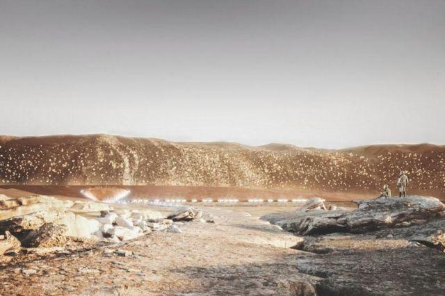 Nüwa- the cliff city on Mars (3)