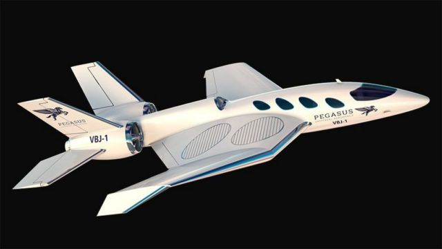 Pegasus Vertical Business Jet (11)