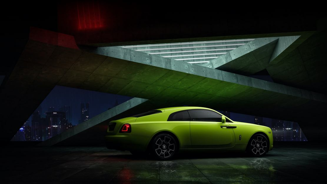 Rolls-Royce Neon Lights Collection (6)
