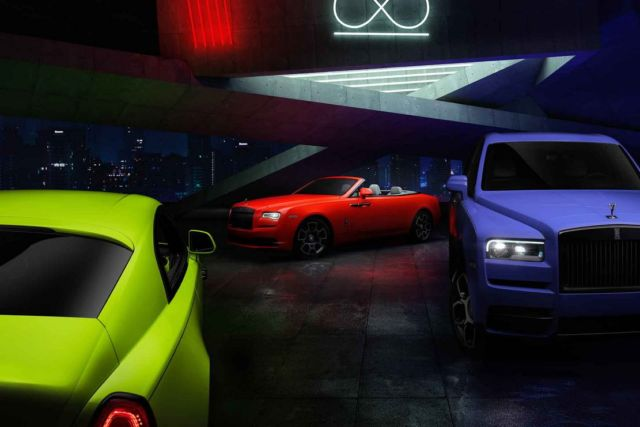 Rolls-Royce Neon Lights Collection (5)