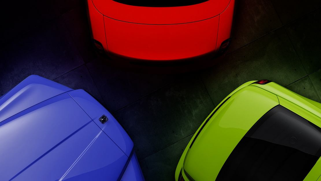 Rolls-Royce Neon Lights Collection