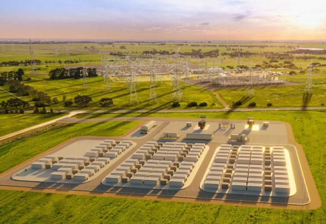 Tesla to build a huge 300-megawatt battery in Australia