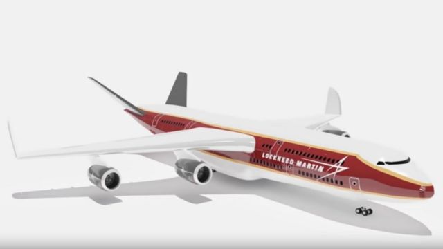 The 900 Passenger Lockheed A380 (3)