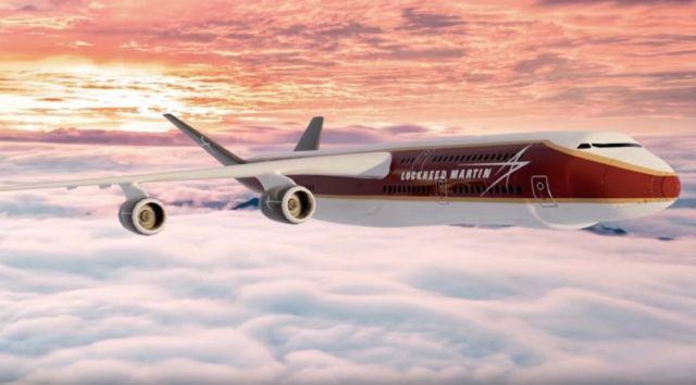 The 900 Passenger Lockheed A380 (2)