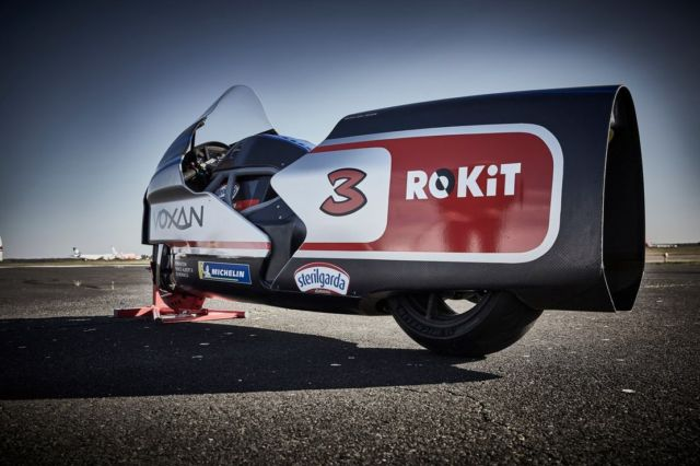 Voxan Wattman is the fastest electric motorcycle in the world (7)