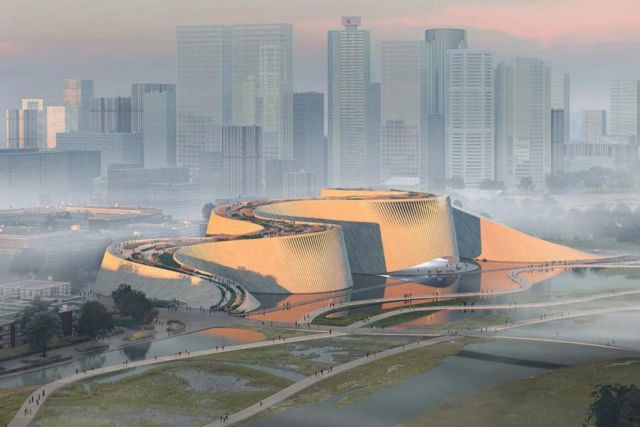 The New Shenzhen Natural History Museum