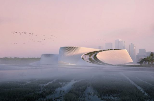 The New Shenzhen Natural History Museum (3)