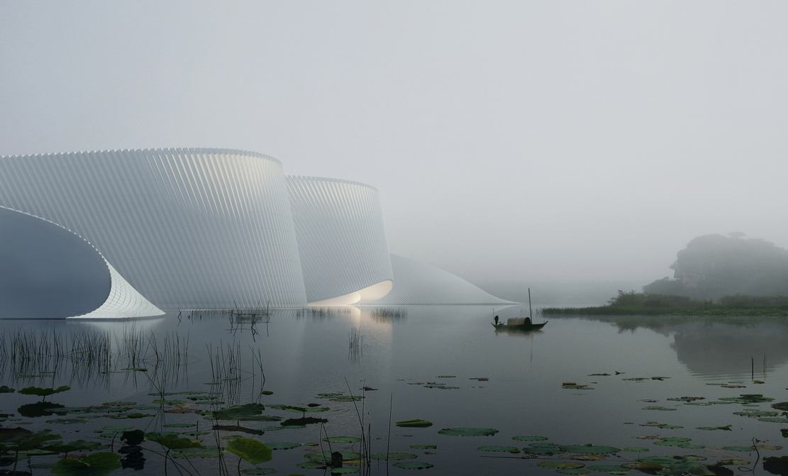 The New Shenzhen Natural History Museum (1)