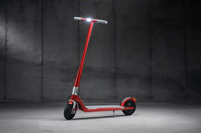 Unagi model one electric scooter (7)