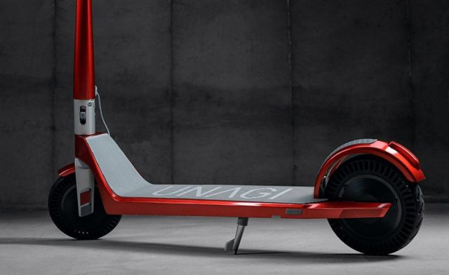 Unagi model one electric scooter (4)