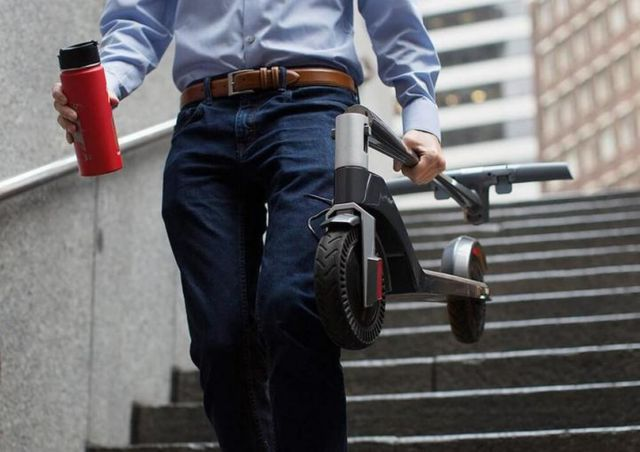 Unagi model one electric scooter (2)
