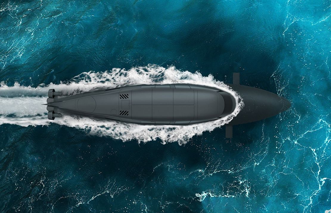 VICTA Stealthy diver delivery boat