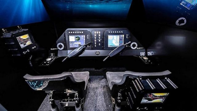 VICTA Stealthy diver delivery boat (1)