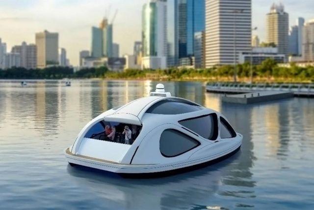 Zeabuz Smart Autonomous Ferry (3)