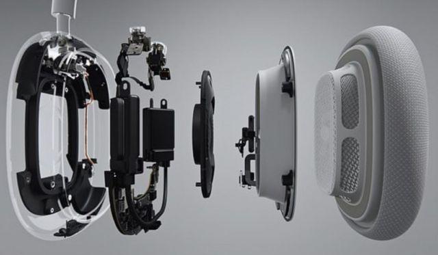 Apple AirPods Max Headphones (3)