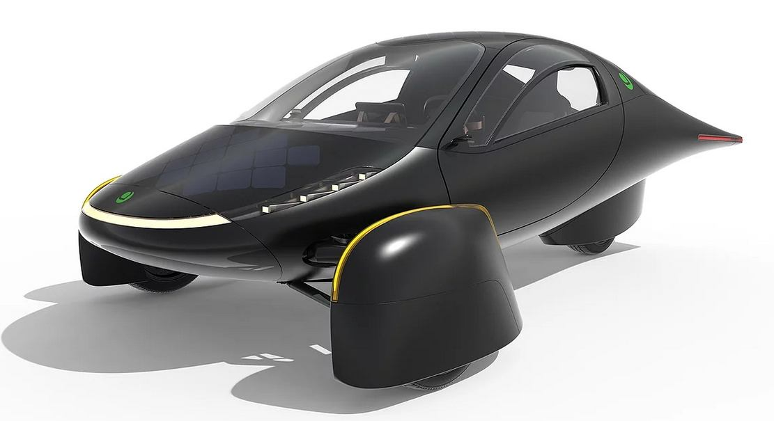 Aptera Solar-electric vehicle has Launched