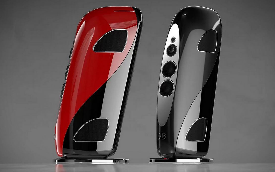 Bugatti – Tidal Audio Royale Speaker