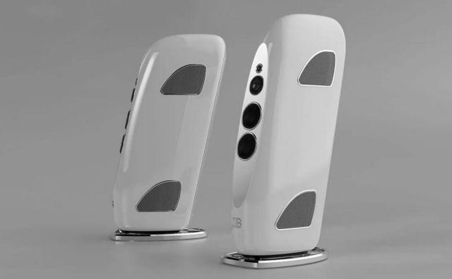 Bugatti - Tidal Audio Royale Speaker