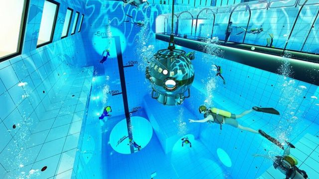Deepspot deepest Diving Pool in the world (2)
