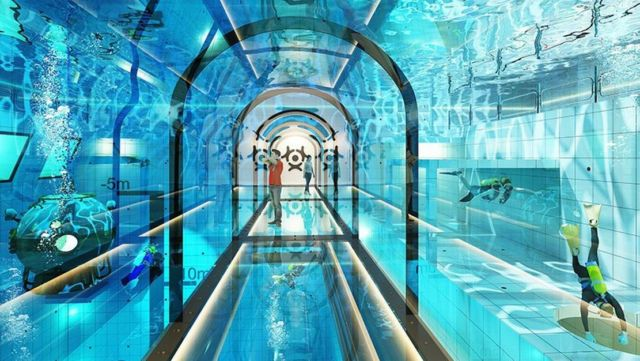 Deepspot deepest Diving Pool in the world (1)