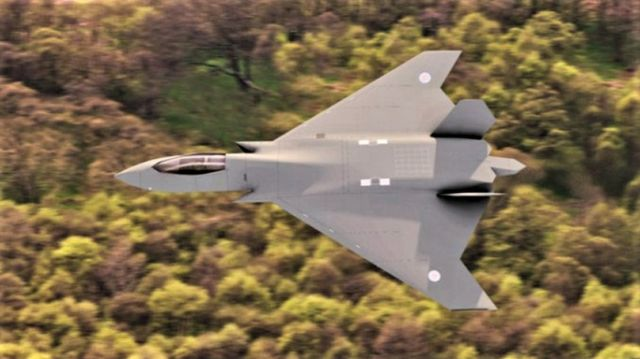 Development of the Tempest sixth-generation new fighter is moving on (6)