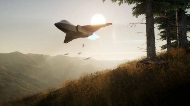Development of the Tempest sixth-generation new fighter is moving on (5)