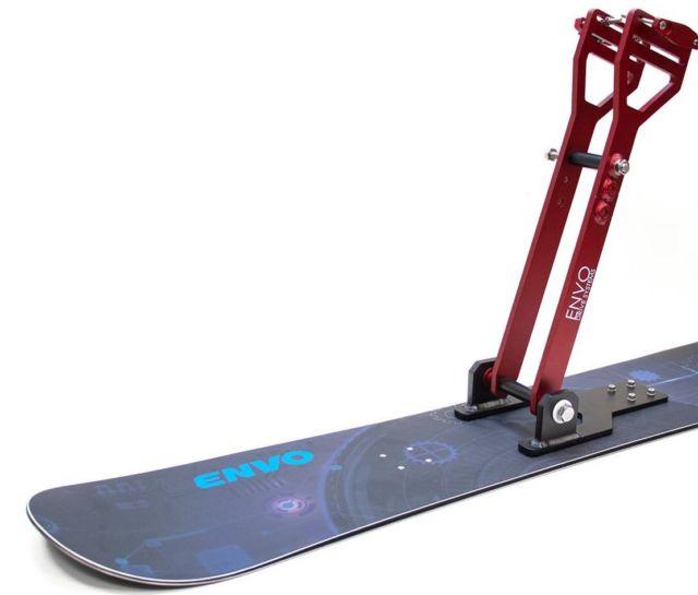 Envo Electric SnowBike Kit (3)