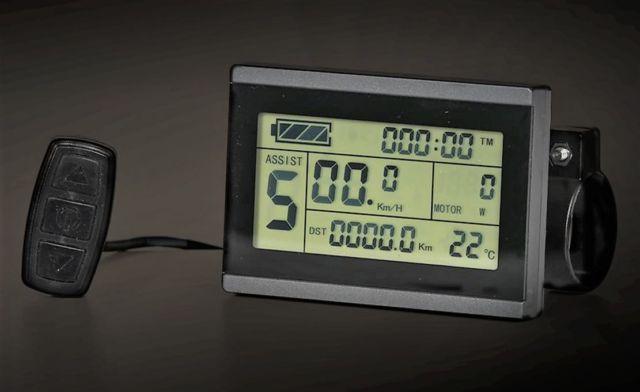 Envo Electric SnowBike Kit (2)