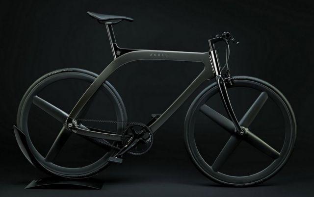Extans Akhal Shadow Bike