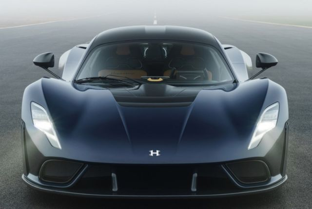 Hennessey Venom F5 hypercar (6)