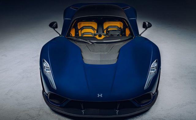 Hennessey Venom F5 hypercar (2)