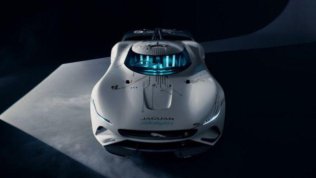 Jaguar Vision Gran Turismo SV Race Car (1)