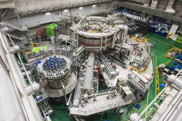 Korea's Fusion Reactor sets a new Record