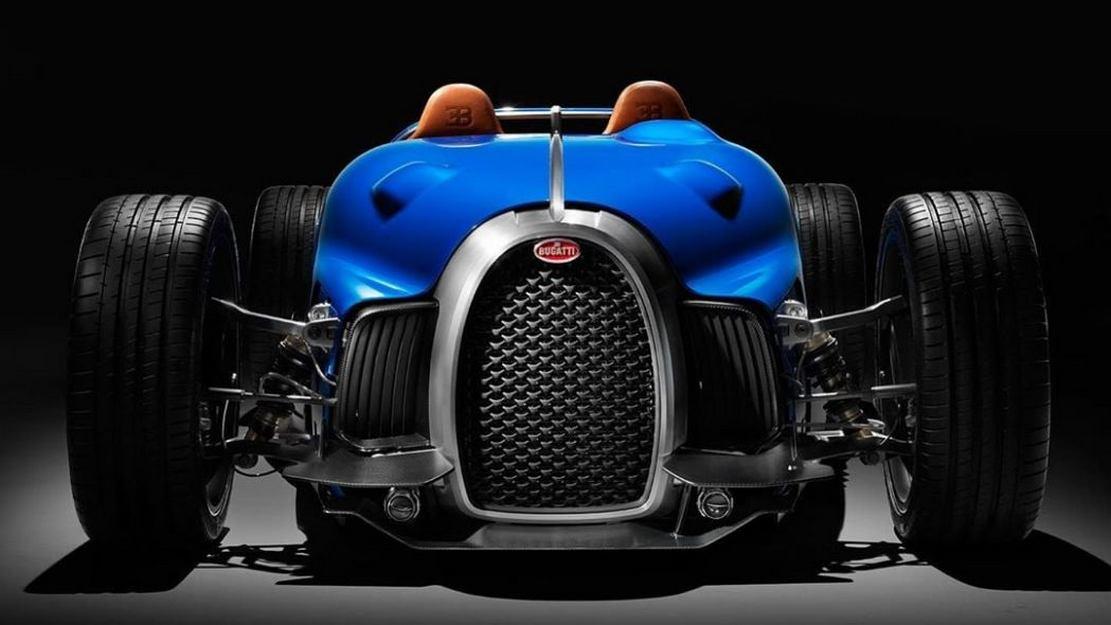 Legendary Bugatti Type 35 reborn (5)