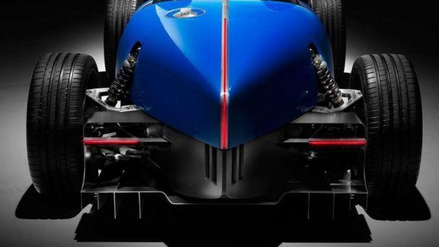 Legendary Bugatti Type 35 reborn (2)