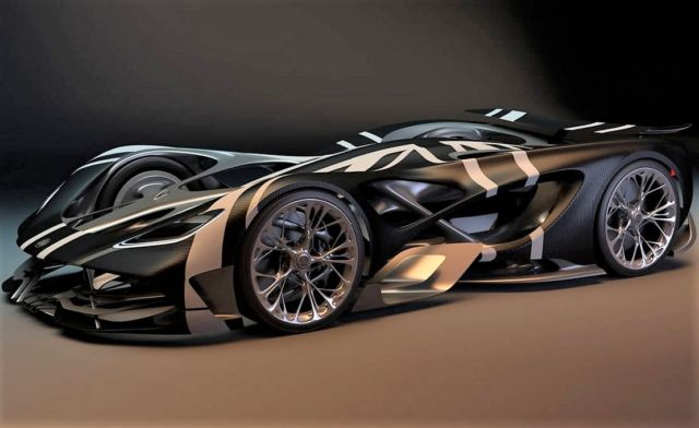 Lotus ultimate racing machine