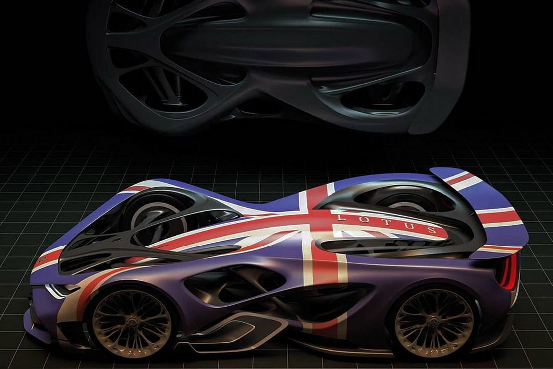 Lotus ultimate racing machine (10)