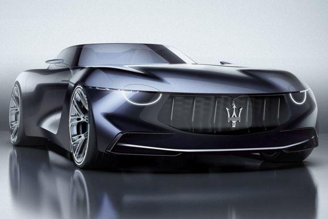 Maserati GranTurismo Targa (2)