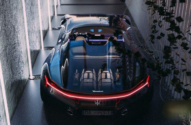 Maserati GranTurismo Targa (1)