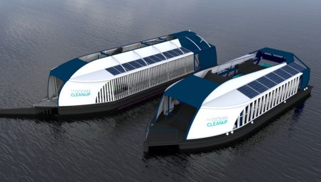 Ocean Cleanup to tackle world's most Polluting Rivers