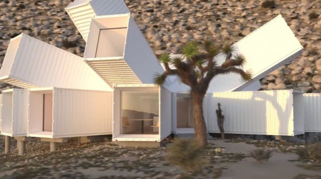 The Joshua Tree Container home (5)