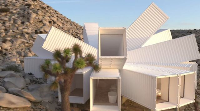 The Joshua Tree Container home (4)