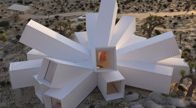The Joshua Tree Container home (3)