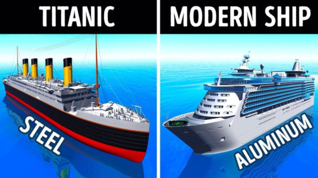 Titanic was meant to Sink- Here's the Proof