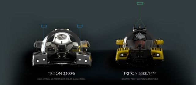Triton 3300/6 $5.5 million personal Submarine (2)