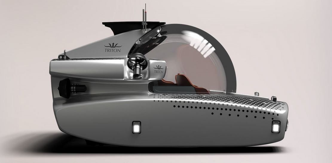 Triton 3300/6 $5.5 million personal Submarine (1)