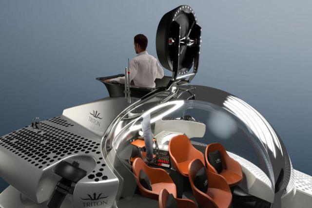 Triton 3300/6 $5.5 million personal Submarine (7)