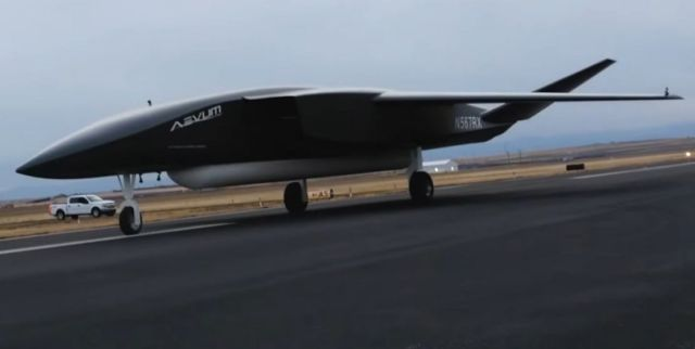 World's biggest Drone designed to launch Satellites (1)
