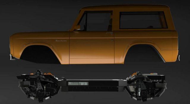 Zero Labs Classic Electric car Platforms (2)