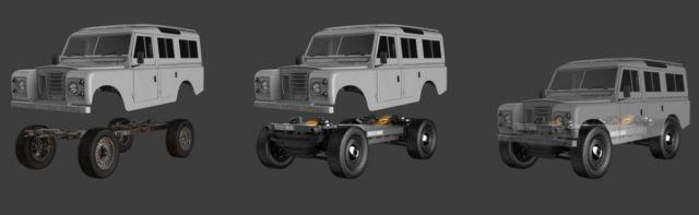 Zero Labs Classic Electric car Platforms (1)